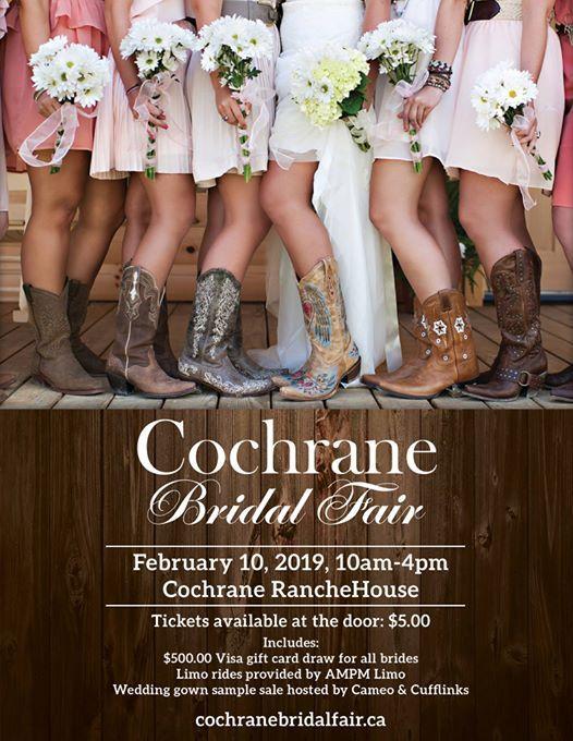 Cochrane Bridal Fair