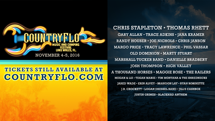 CountryFlo Music Festival 2016  sc 1 st  AllEvents.in & CountryFlo Music Festival 2016 at Triple Canopy Ranch Lake Wales