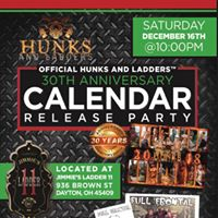 Hunks and Ladders event with Full Frontal at Ladder 11