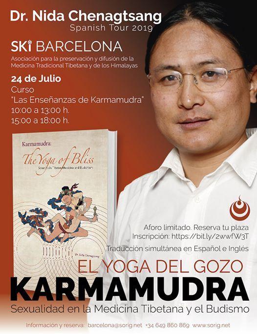 Karmamudra teachings