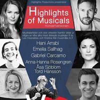 Highlights of Musicals - Konsertversionen