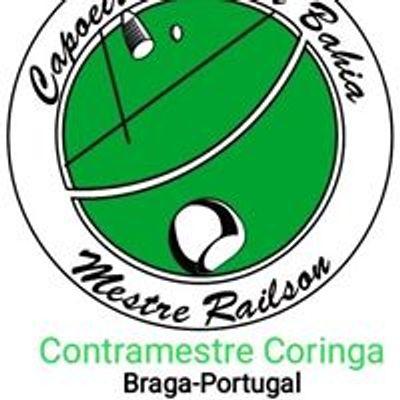 Capoeira Sul da Bahia Braga Contramestre  Coringa e Professora Alexsandra