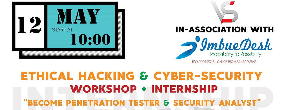 Workshop  Internship - Ethical Hacking and Cyber Security