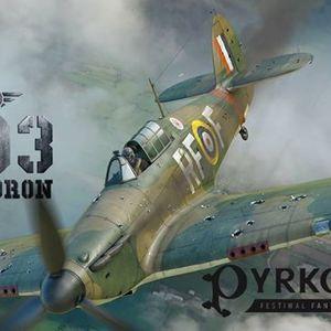 303 Squadron - Events