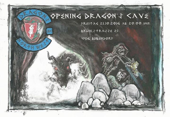Opening Dragons Cave at Dragon's Cave, Brühlstrasse 21, 4416