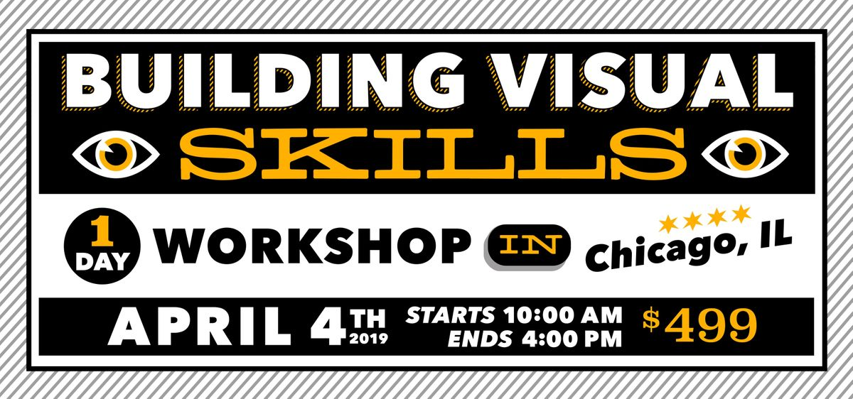 Building Visual Skills 12-Day April 2019