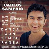 Conexo Internacional com Carlos Sampaio