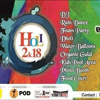 Euphoria - Holi Celebration 2k18