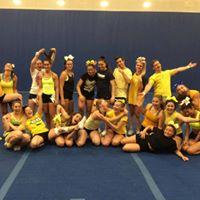 Citadins Cheerleading - Party des recrues