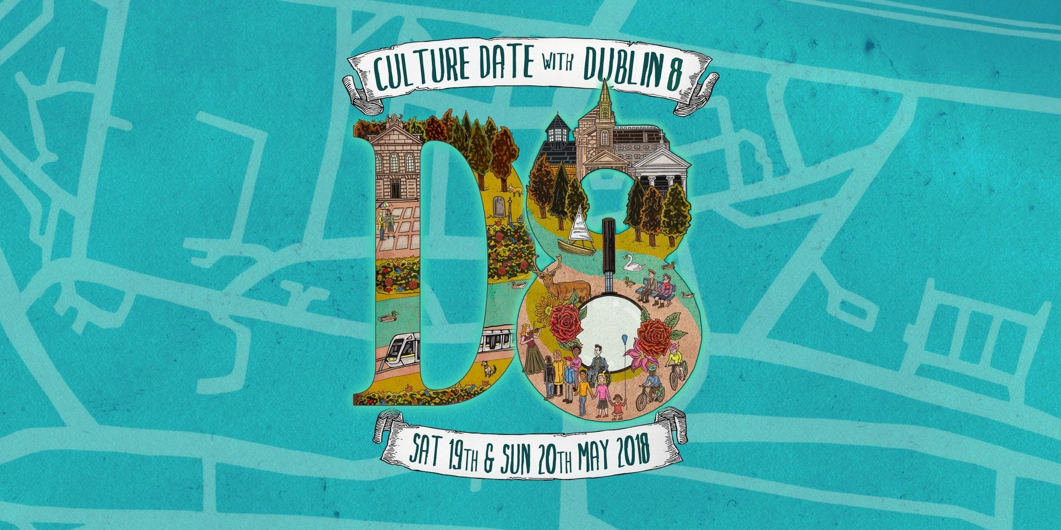 Culture Date with Dublin 8 - May 2018