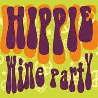 Hippie Wine Party  Festa in Cantina Anni 70
