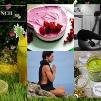 Vegan Brunch  Yoga  Meditation