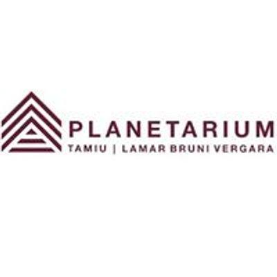TAMIU Lamar Bruni Vergara Planetarium