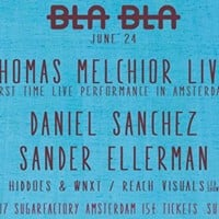 BLA BLA with Melchior Productions Ltd Live (Perlon)  Daniel Sanchez