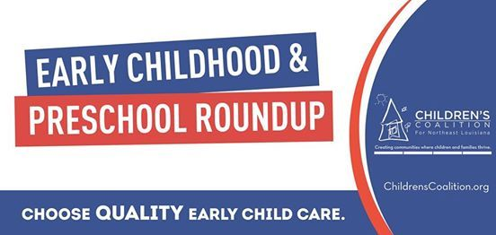 Without Pre K Louisiana Children Start >> More Network Early Childhood Pre K Roundup At Children S Coalition