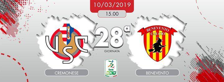 Cremonese-Benevento