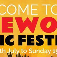 Brewood Music Festival Craft Fair