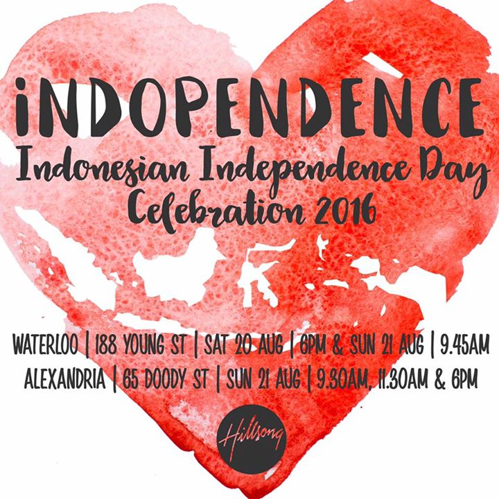 INDOPENDENCE 2016