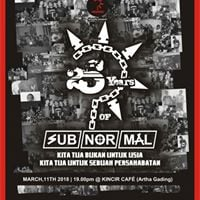 25 Years of Sub Normal