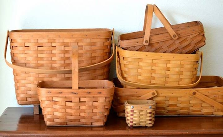 Longaberger Basket Estate Sale At Asbury United Methodist