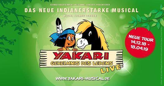 Yakari 2 - Geheimnis des Lebens I Bayreuth