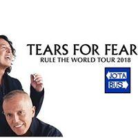 Tears For Fears 23 Maggio 2018 Milano [Jota]BUS organizzati