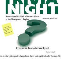 how to run a trivia night fundraiser