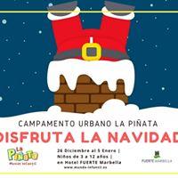 Campamento Urbano de Navidad Marbella