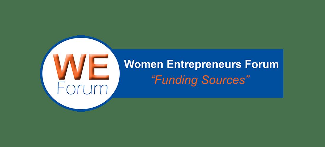 WE (Women Entrepreneurs) Forum 2019 Funding Sources