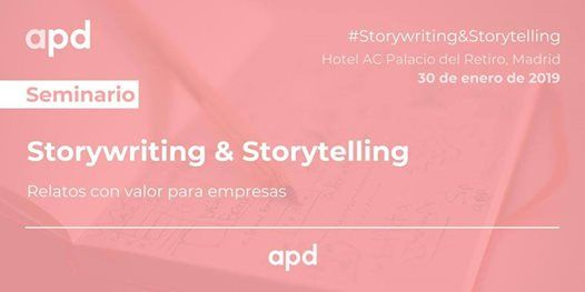 Storywriting & Storytelling