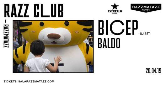 BICEP DJ Set  Baldo