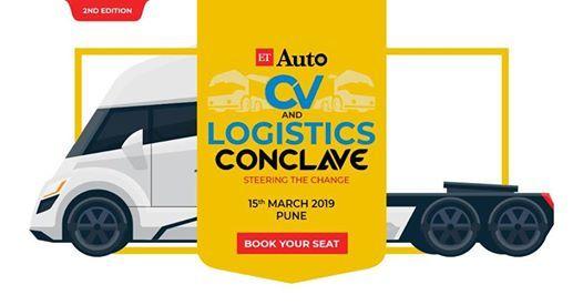 ETAuto CV & logistics Conclave 2019