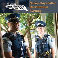Nelson Police Recruitment Seminar