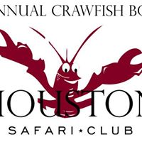 Houston Safari Club Crawfish Boil