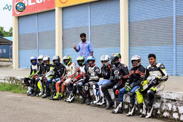 BIKE Racing Training Program at Kari Motor Speedway ...