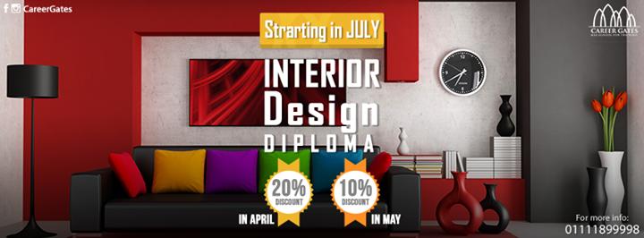 Interior Design Diploma At Career Gates The British Training Institute Cairo