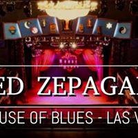 Led Zepagain at the House of Blues Las Vegas on Thursday 1228