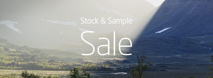 Houdini Sportswear Stockholm Stock & Sample Sale