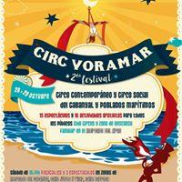 II Circ VoraMar Festival de Nuevo Circo del Cabanyal