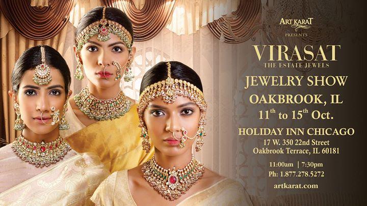 Art LKarat Jewelry Show - Oakbrook IL