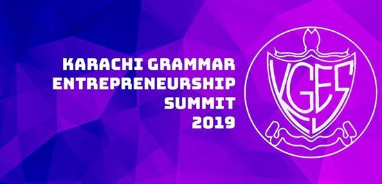 Karachi Grammar Entrepreneurship Summit 2019
