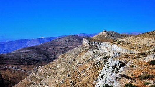 Hiking Tannourine (Batroun 100km)