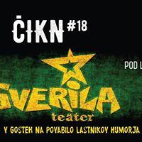 etrtkov impro a.k.a ikn 18 - Gverila teater