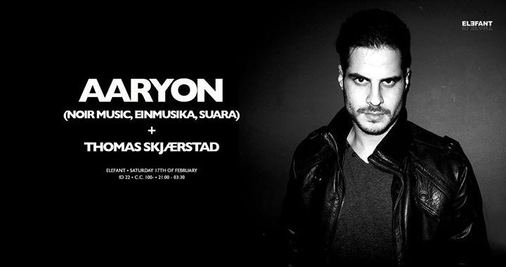 Aaryon (Noir Music Einmusika Suara)  Thomas Skjrstad