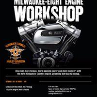 Milwaukee-Eight Workshop