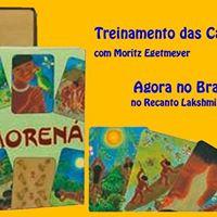 Treinamento Cartas OH com Moritz  Egetmeyer - Imperdvel no Brasil
