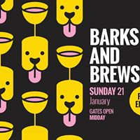 Barks and Brews - Free Entry