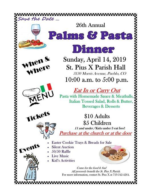 Palms & Pasta