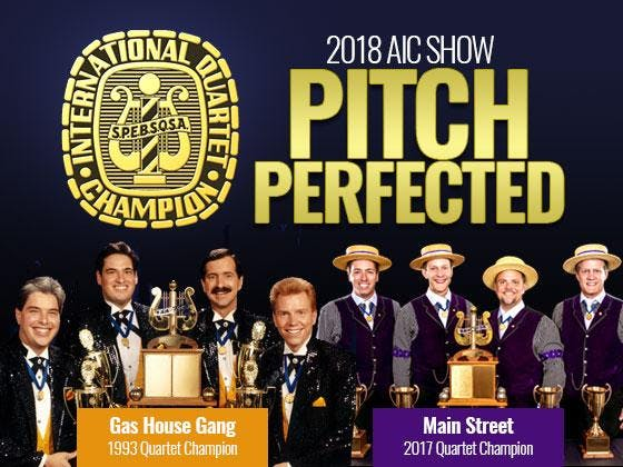 Image result for bhs aic show pitch perfected