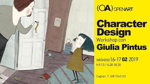 Workshop con Giulia Pintus